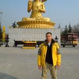 Michael Moy Golden Buddah