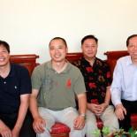 Jinhua Xie, Michael Moy, Chan Chung Leung T.M.D. & PH.D, Cheung Kwok Yee